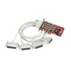 RocketPort EXPRESS Quadcable PCIe 4-Port DB25M