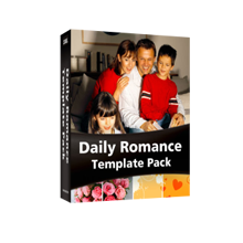 Daily Romance Template Pack