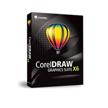 CorelDRAW Graphics Suite X6 已經上市!
