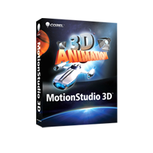 Corel MotionStudio 3D for VideoStudio Pro X4 users