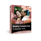 Wedding Template Pack For VideoStudio Pro X5
