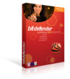 BitDefender Antivirus 2010(3 PCs , 2 years)