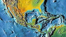 Central America Map Package #205