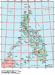 Frontiers Windows EPS map of  Philippines