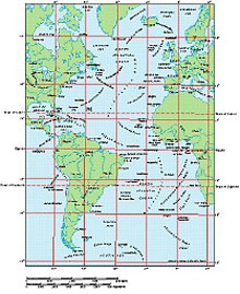 Frontiers Windows EPS map of  Atlantic Ocean