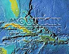 Caribbean and Antilles Map Package #211