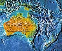 Australasia Map Package #401