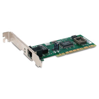 10/100TX PCI Adapter, WOL