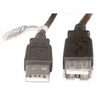 USB 2.0 Extension Cable - 6 Feet