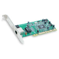 10/100/1000T Gigabit Copper PCI Adapter, 32-bit