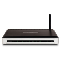 DIR-450 3G Mobile Router for EV-DO Networks
