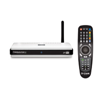 PC-on-TV Wireless Media Player
