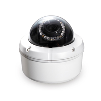 DCS-6510 Vandal Proof Outdoor Fixed Dome IP Network Camera