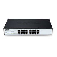 DGS-1100-16 EasySmart 16-Port Gigabit Switch