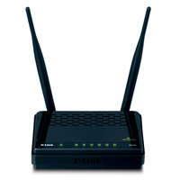 DIR-515 Wireless N 300 Router
