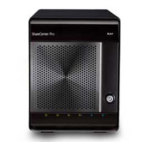 ShareCenter Pro 1100 4-Bay Network Storage for Small Businesses