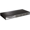 24-Port PoE Gigabit SmartPro Switch with 4 SFP Ports (DGS-1500-28P)