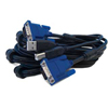 6ft 2 in 1 USB KVM Cable