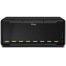 Drobo 8-Bay iSCSI SAN Storage for Business (B800i)