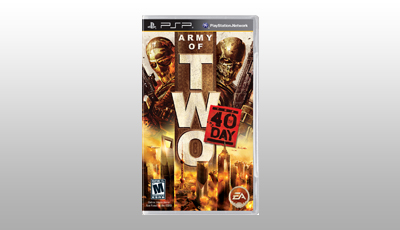 Army Of Two: The 40th Day Picture