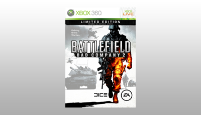 Battlefield: Bad Company 2 Limited Edition Picture