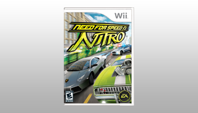 Need For Speed Nitro Picture