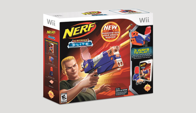 Nerf N-strike Elite Picture