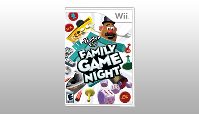 Hasbro Family Game Night Picture