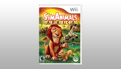 Simanimals Africa Picture