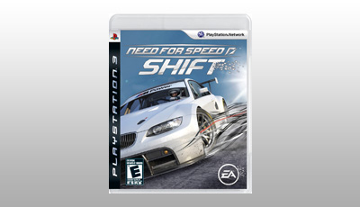 Need for Speed Shift (PS3 game) $19.95