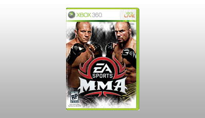 Online Game, Online Games, Video Game, Video Games, Xbox, 360, EA SPORTS MMA [Xbox 360]