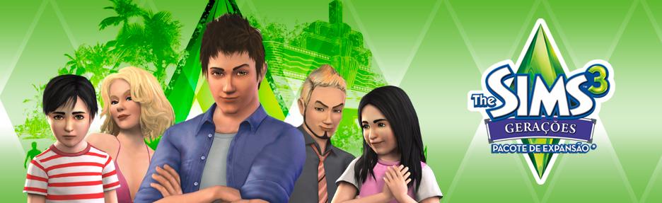 The Sims(TM) 3 Gerações