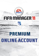 EA SPORTS FIFA MANAGER 11 Premium Account