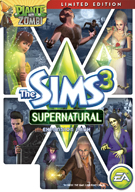The Sims™ 3 Supernatural Limited Edition
