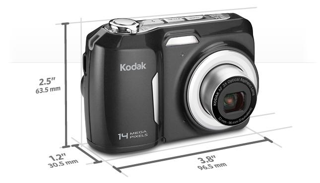 kodak easyshare c183 digital camera cd83 14 mp hd digital camera rh findmyorder com Kodak EasyShare Printer Dock My Kodak Account