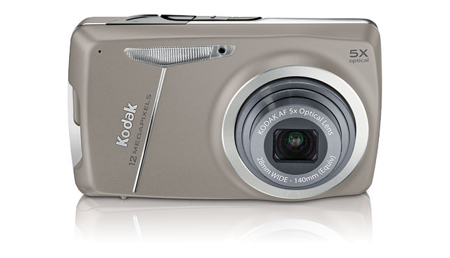 M550 camera front view