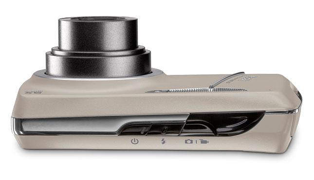 M550 camera top view