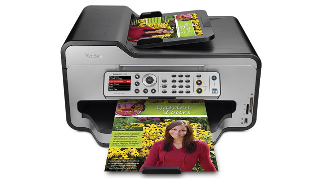 ESP 9250 printer front view