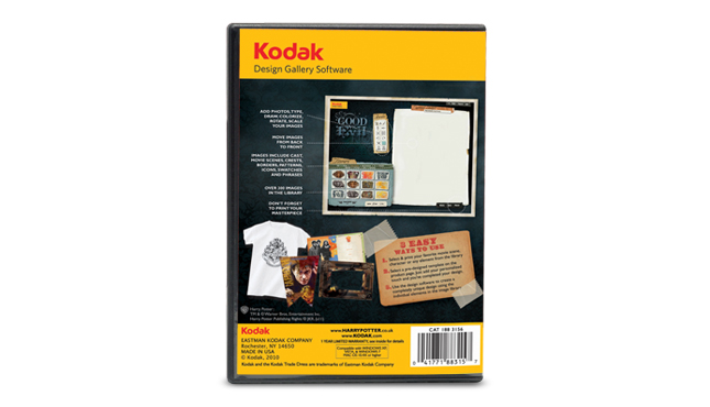 kodak gallery  software