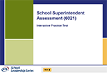School Superintendent Assessment (6021), 90-Day Subscription