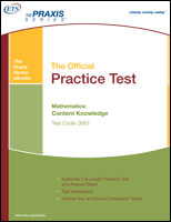 Mathematics: Content Knowledge Practice Test (0061, 5061) eBook