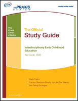 Interdisciplinary Early Childhood Education Study Guide (0023, 5023) eBook