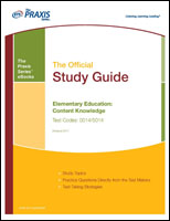 Elementary Ed: Content Knowledge Study Guide, Rev 2011 (5014) eBook