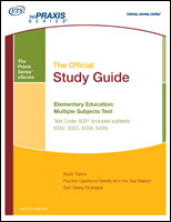 Elementary Ed: Multiple Subjects Test Study Guide (5031, includes subtests 5032, 5033, 5034, 5035) eBook