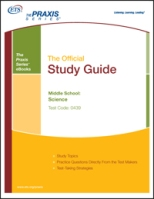 Middle School Science Study Guide (0439) eBook