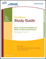 Music: Content Knowledge and Music: Content and Instruction Study Guide - Includes Audio File (5113, 5114) eBook