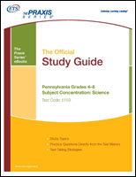 Pennsylvania Grades 4–8 Subject Concentration: Science (5159) eBook