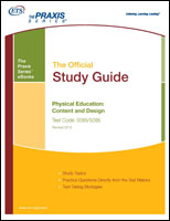 Physical Education: Content and Design Study Guide, Rev 2013 (5095) eBook