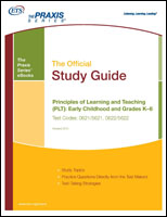 Principles of Learning and Teaching (PLT): Early Childhood and Grades K-6, Rev 2013 (5621, 5622) eBook