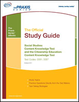 Social Studies and Citizenship Ed: Content Knowledge Study Guide, Rev 2011 (0081, 5081) eBook